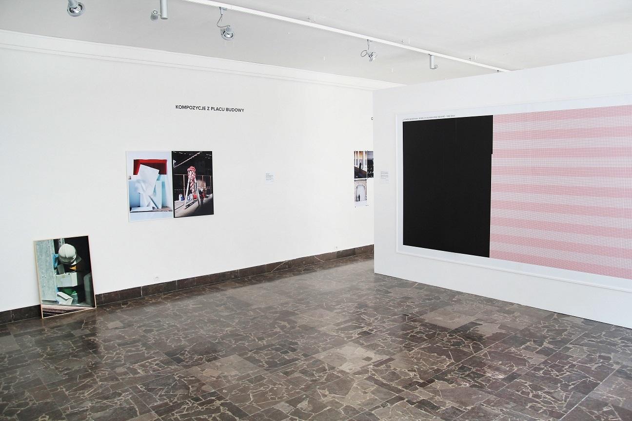Życie bardziej jedwabiste, galeria Arsenał, Poznań, widok ogólny