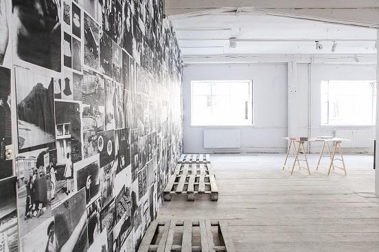 Sekcja Publikacje, Studio, BWA Wroclaw, fot.B.Janiczek