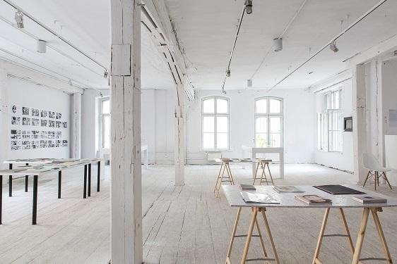 Sekcja Publikacje, Studio BWA Wrocław, fot.B.Janiczek