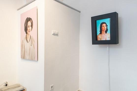 Sekcja Debiuty, Tatiana Pancewicz, Role Moels, Galeria Shopq, fot.B.Janiczek