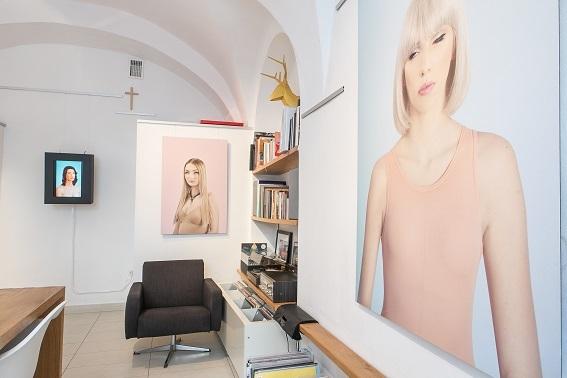 Sekcja Debiuty, Tatiana Pancewicz, Role Models, Galeria Shopiq, fot.B.Janiczek