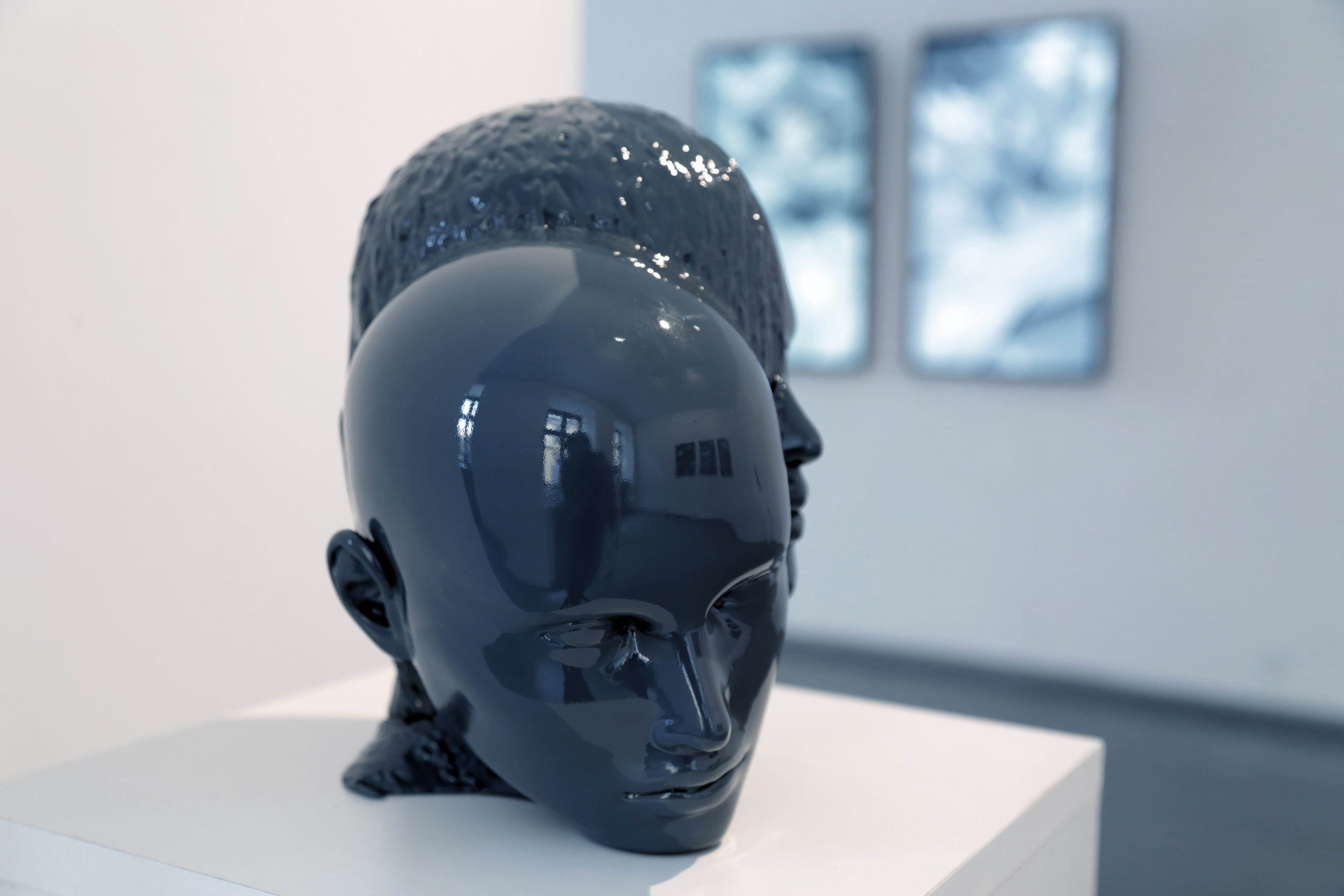 Body double, 3D printed sculpture