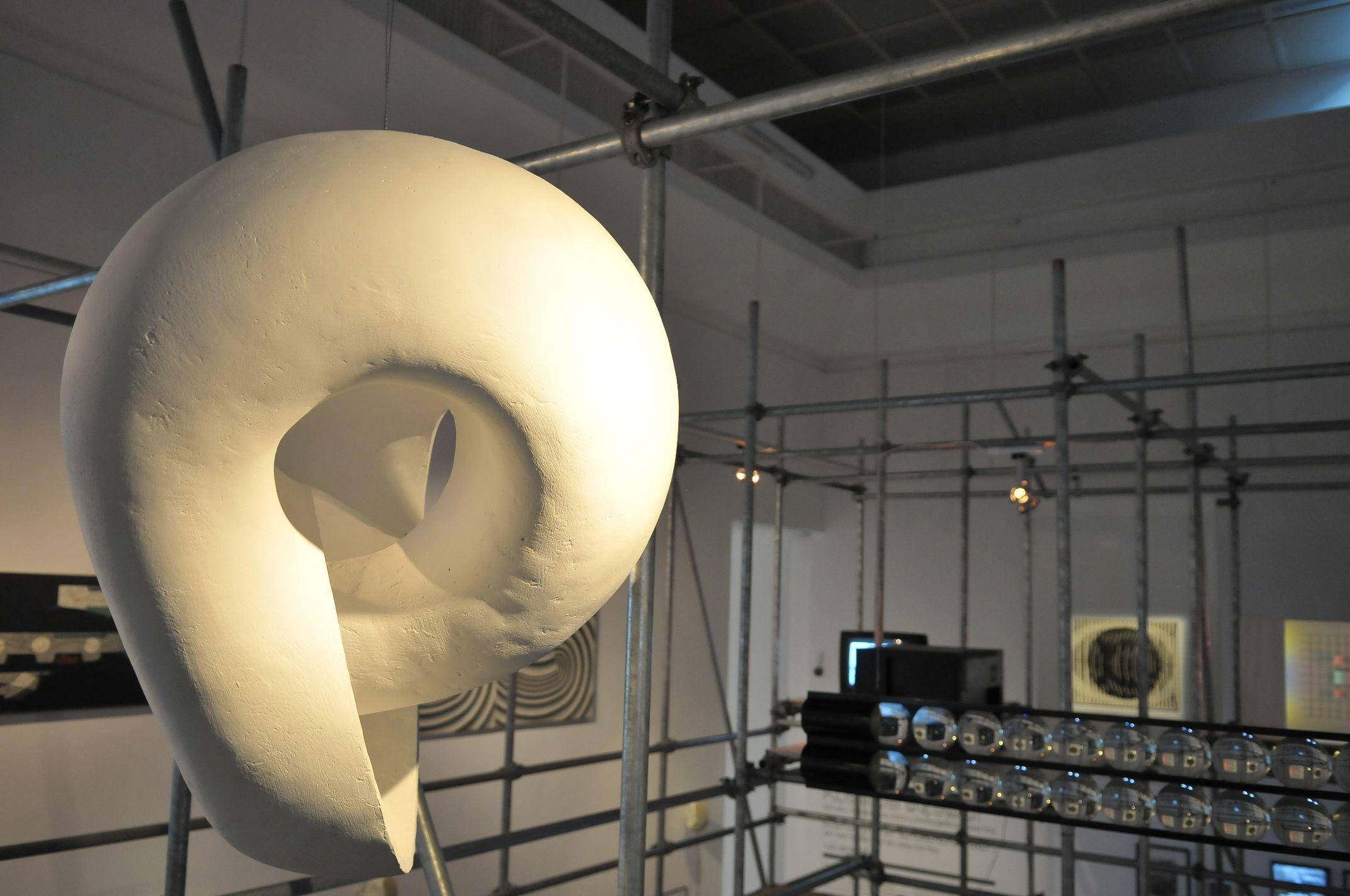 Wystawa Kosmos wzywa! Sztuka inauka wdługich latach sześćdziesiątych, Zachęta, 1.07.2014 - 28.09.2014 , fot.Marek Krzyżanek