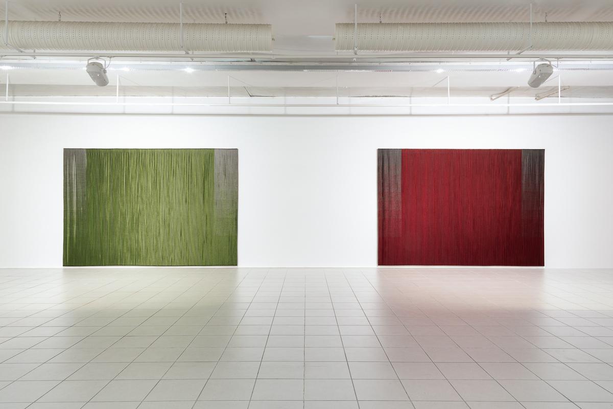 Javier Fernandez, Last Green, 2006 iLast Red, 2007