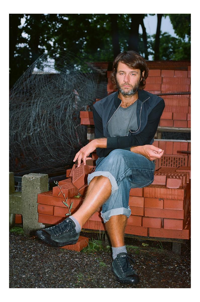 Wilhelm Sasnal, fot.Dawid Misiorny