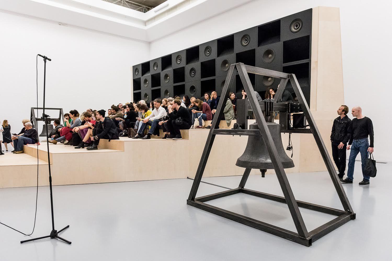 Wernisaż wystawy Konrada Smoleńskiego wZachęcie, 10.10.2014
