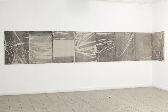 Jakub Czyszczoń, Beztytułu (Zen Surface-Mohrenstr. U2), 2013