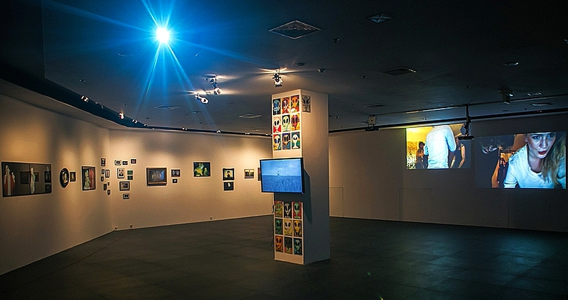Rysopis, WRO Art Center & Griffin Art Space, fot.Marcin Maziej