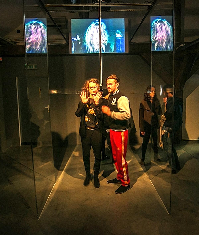 Kamila Wolszczak, Nawarstwianie, Rysopis, WRO Art Center & Griffin Art Space