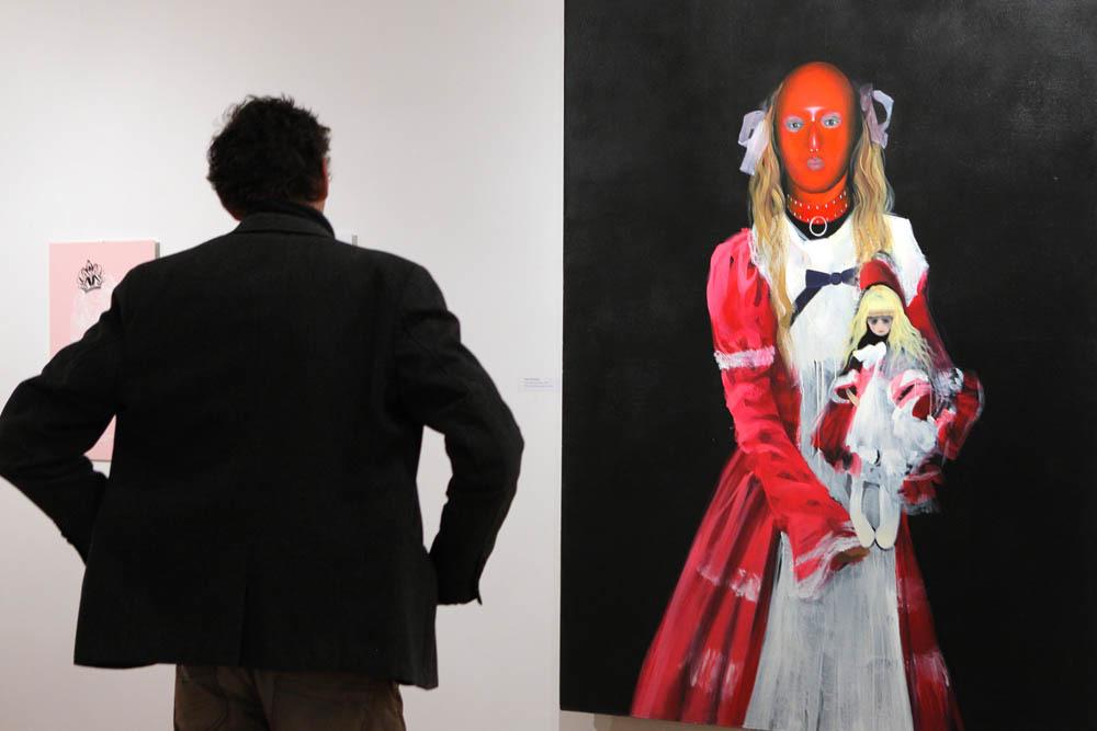 Ewa Juszkiewicz, Latex lolita,  2008