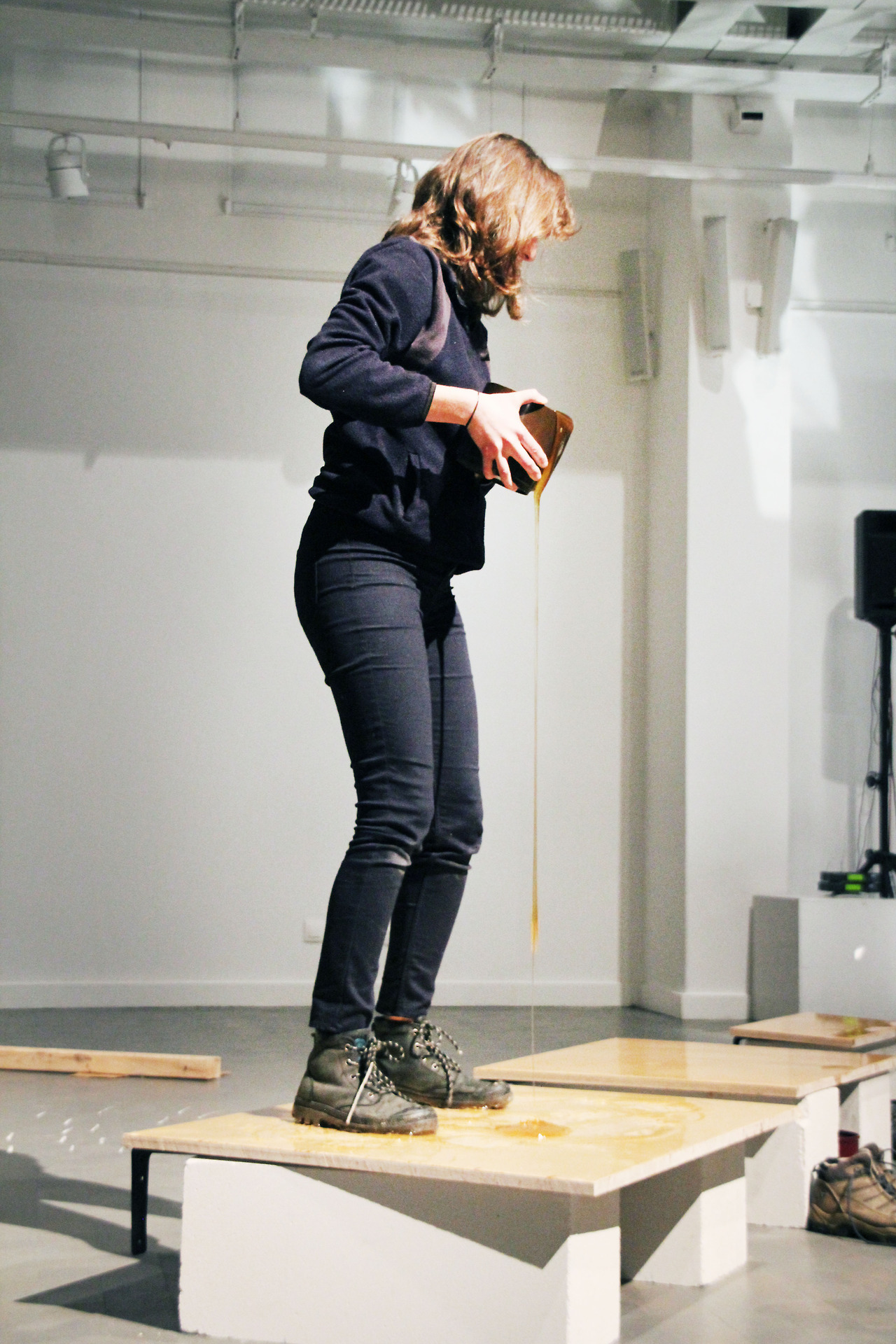 Anaïs Héraud-Louisadat, RAIN.DROPS, 2014, fot.Justyna Werbel