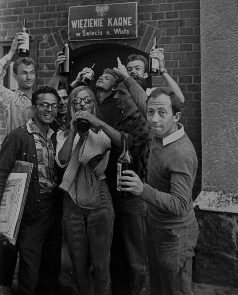 Studenci ASP, Świecie, 1959