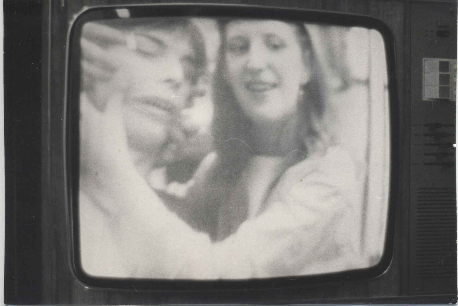 Film dyplomowy Małgorzaty Mazur (obecnie Mazur-Gusta), naekranie Paweł Jarodzki iEwa Ciepielewska, 1984