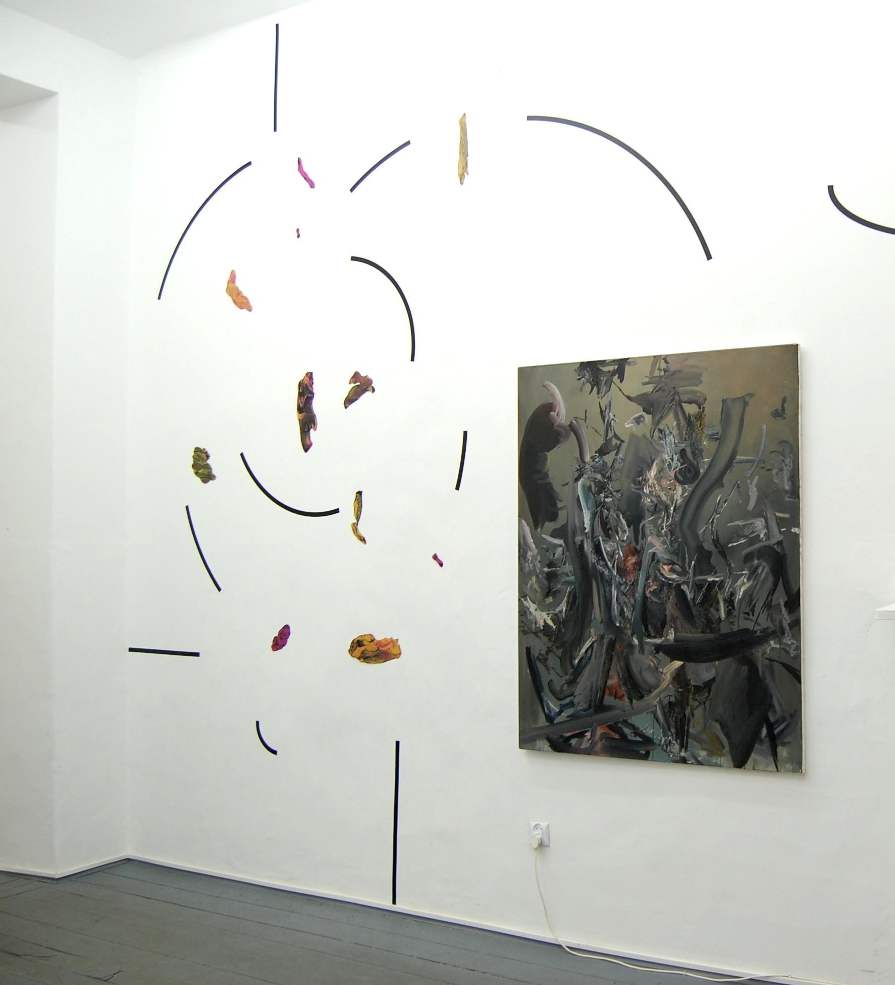 Kamil Kukla, mn01, 2014, olej napłótnie