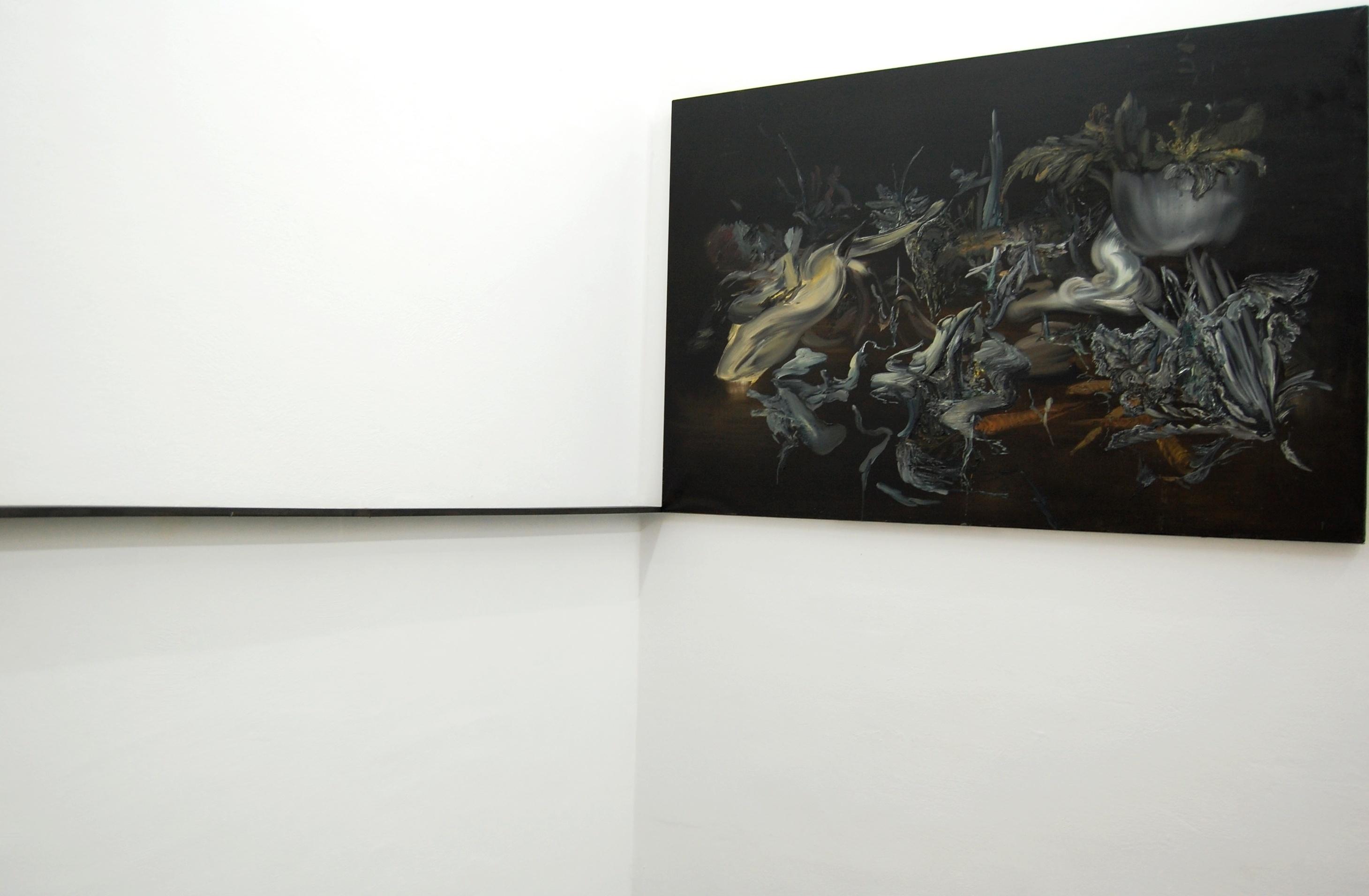 Kamil Kukla, mn0, 2014, olej napłótnie