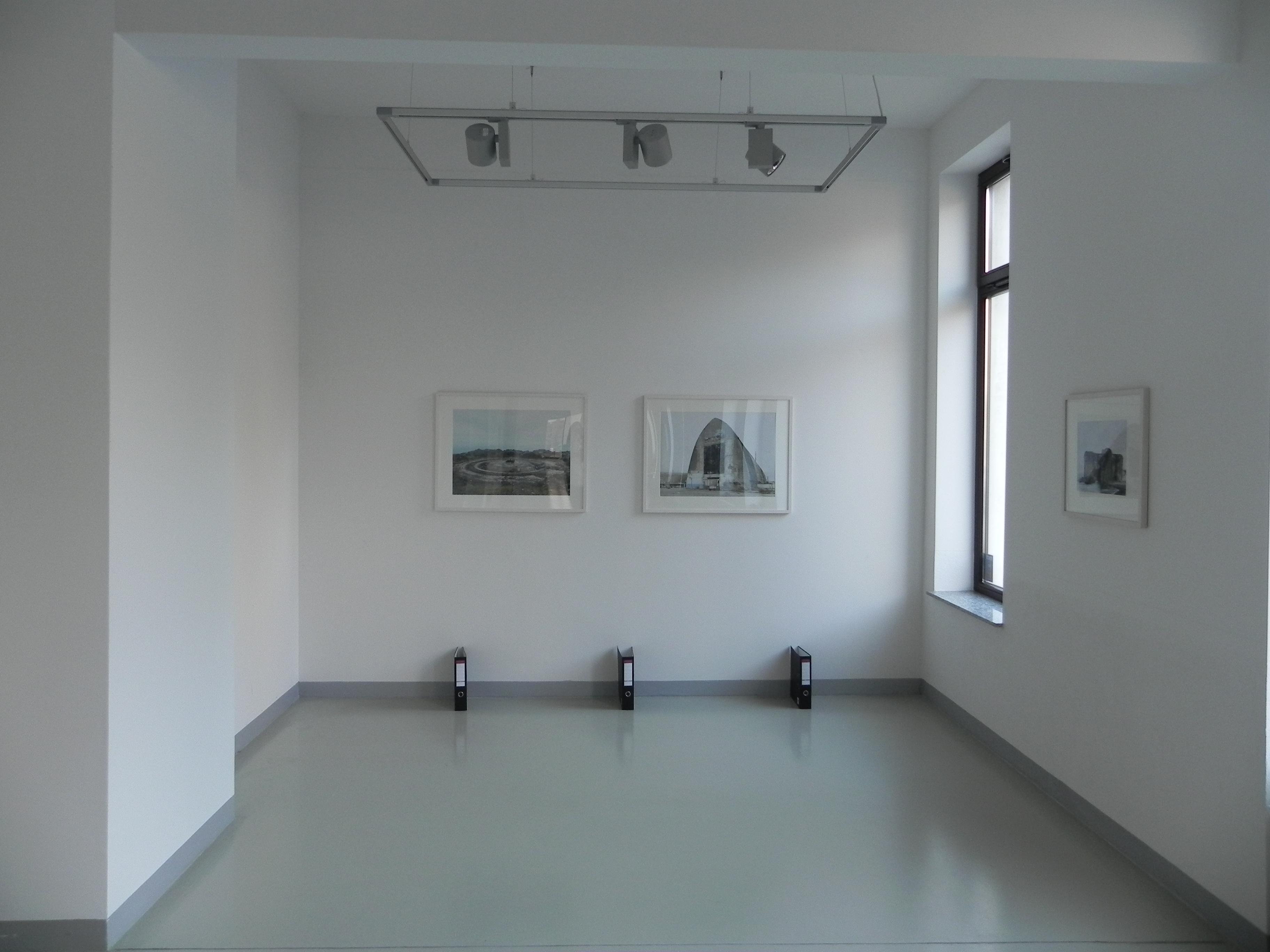 Widok wystawy Bunkry, fot.M. Frankowski