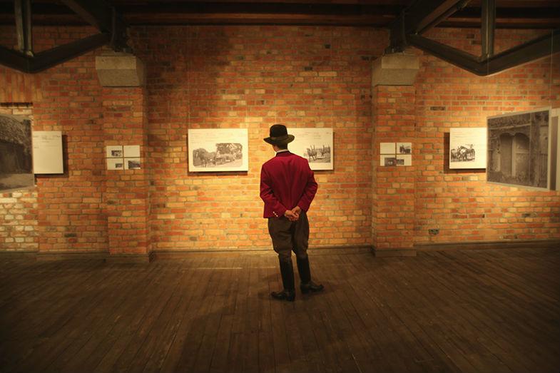 Otwarcie wystawy Etnografowie wterenie
