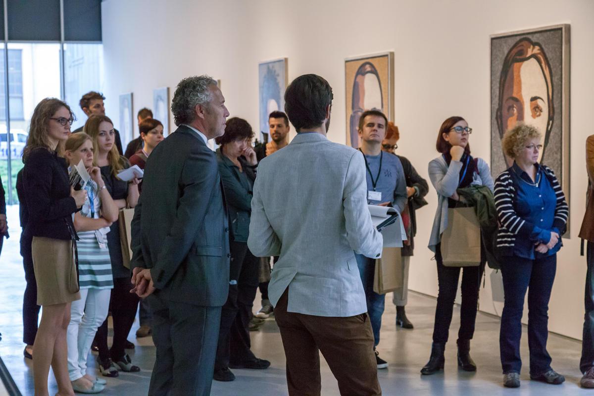 Galerie towięzienia dla artystów. Rozmowa zJulianem Opie