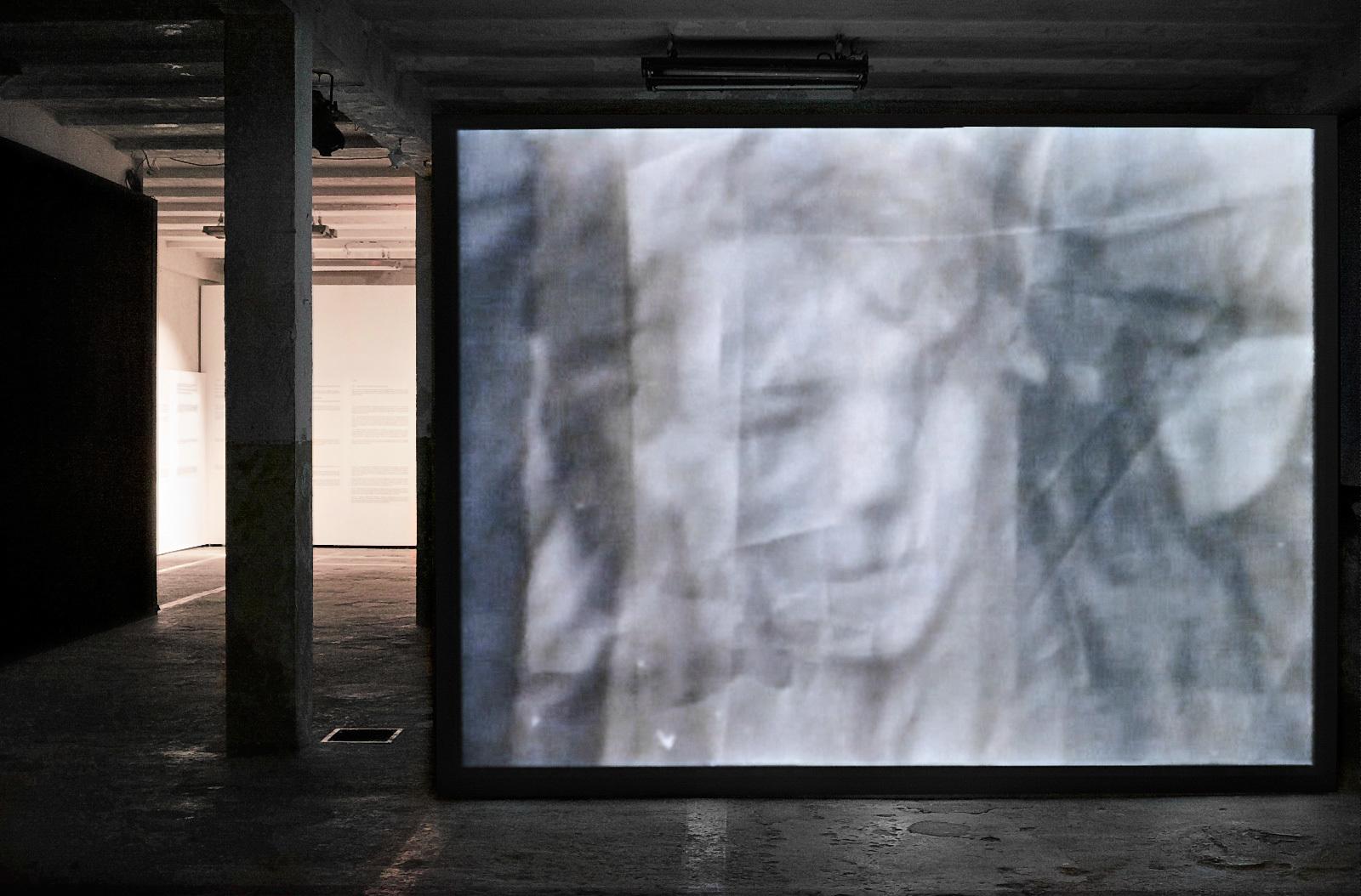 Hito Steyerl, Abstrakt, widok wystawy