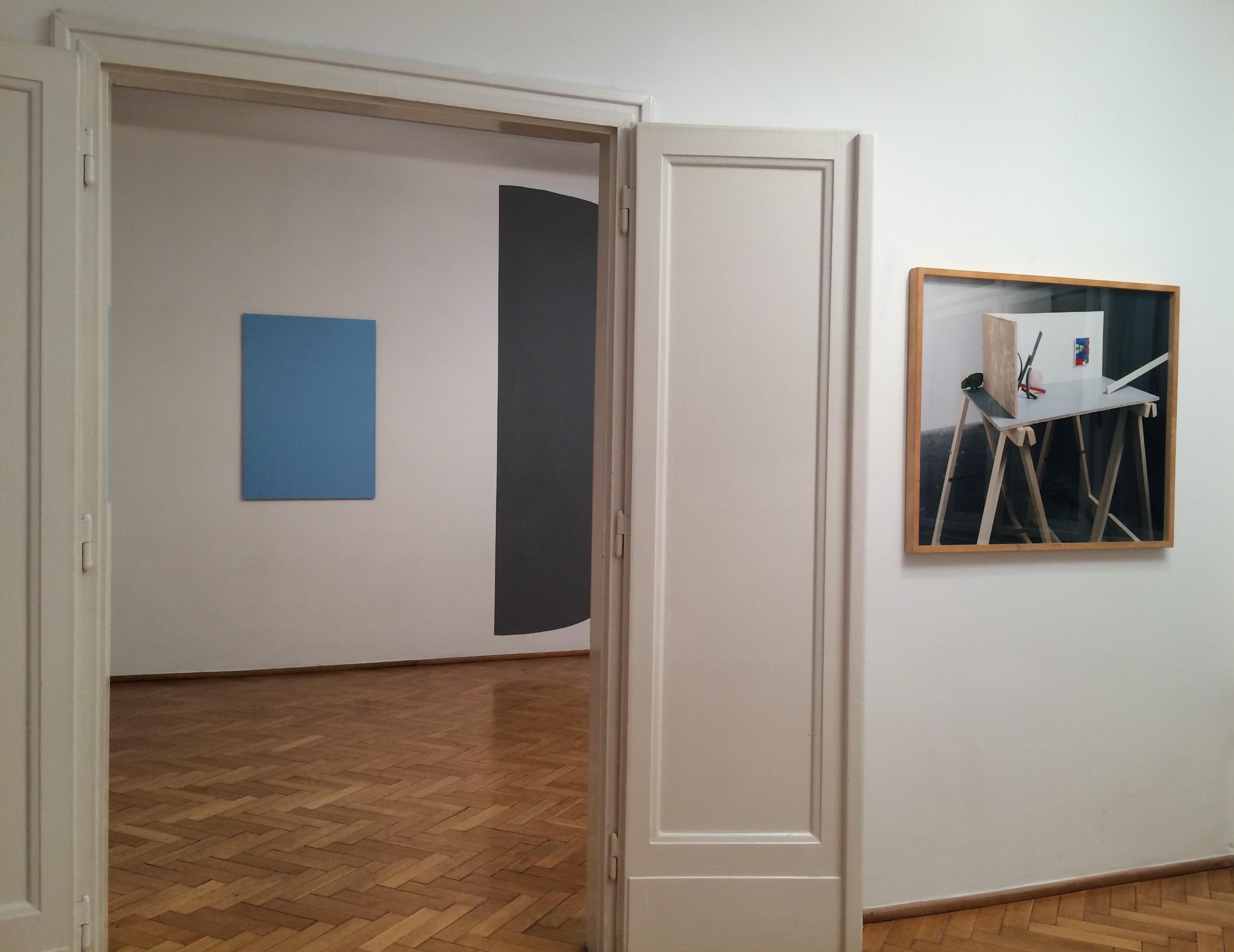 Abstract Hooligans, widok wystawy