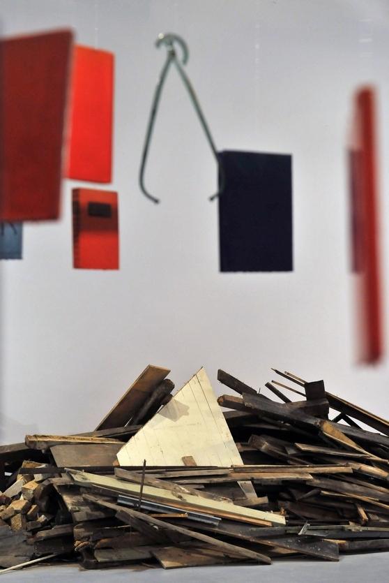 Wystawa Gregor Schneider. Unsubscribe, Zachęta, 29.11.2014 - 01.02.2015
