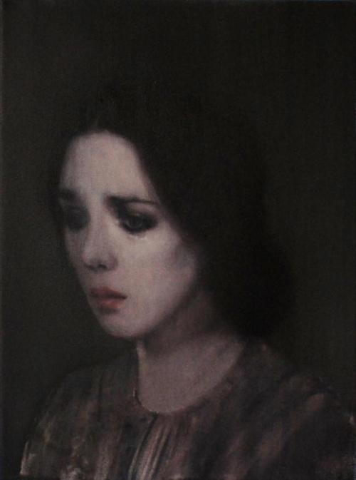 Łukasz Stokłosa, Lucy Harker, Isabelle Adjani, olej napłótnie, 2014