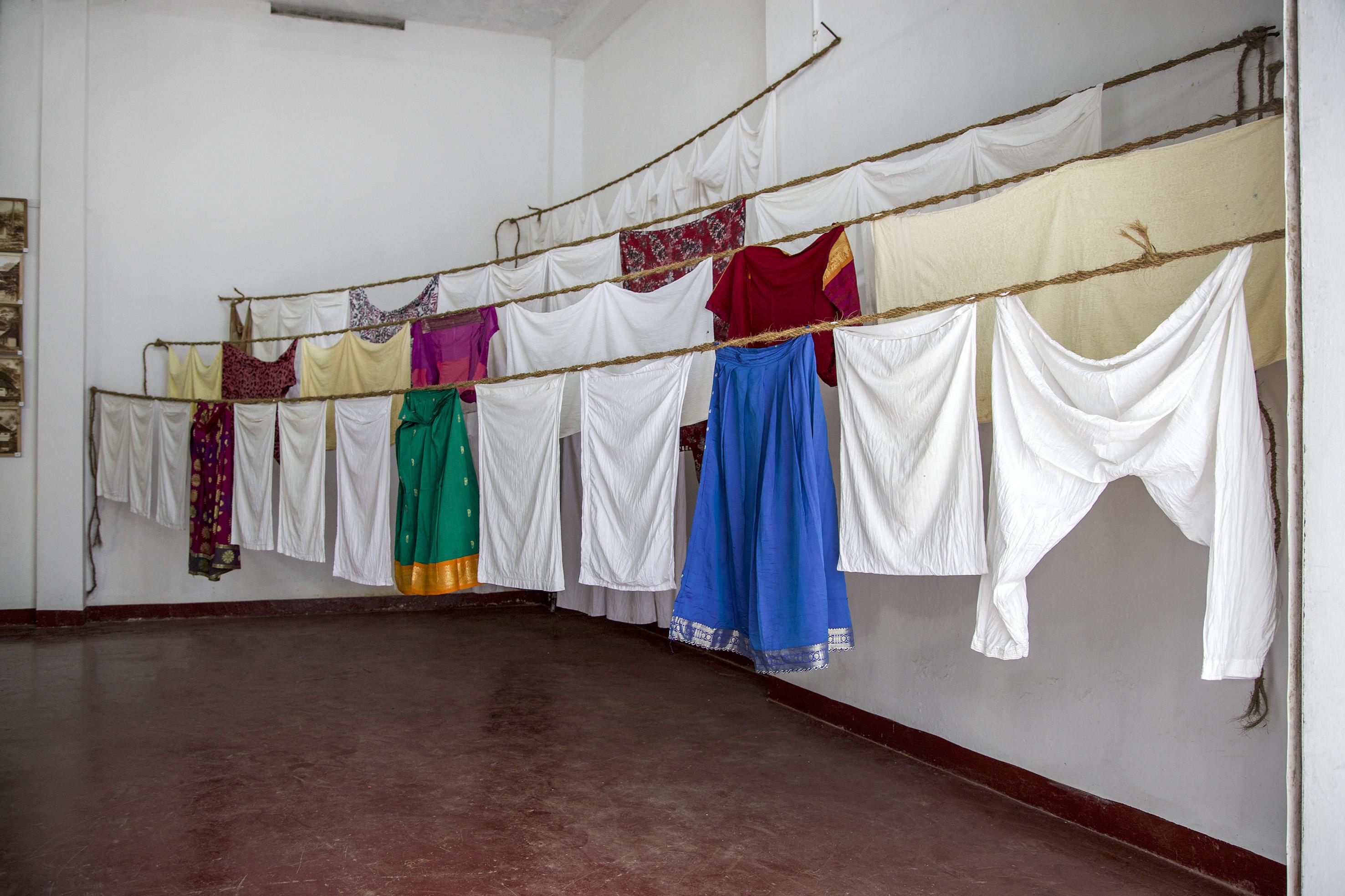 Tushar Joag, Washing D'Arty Linen