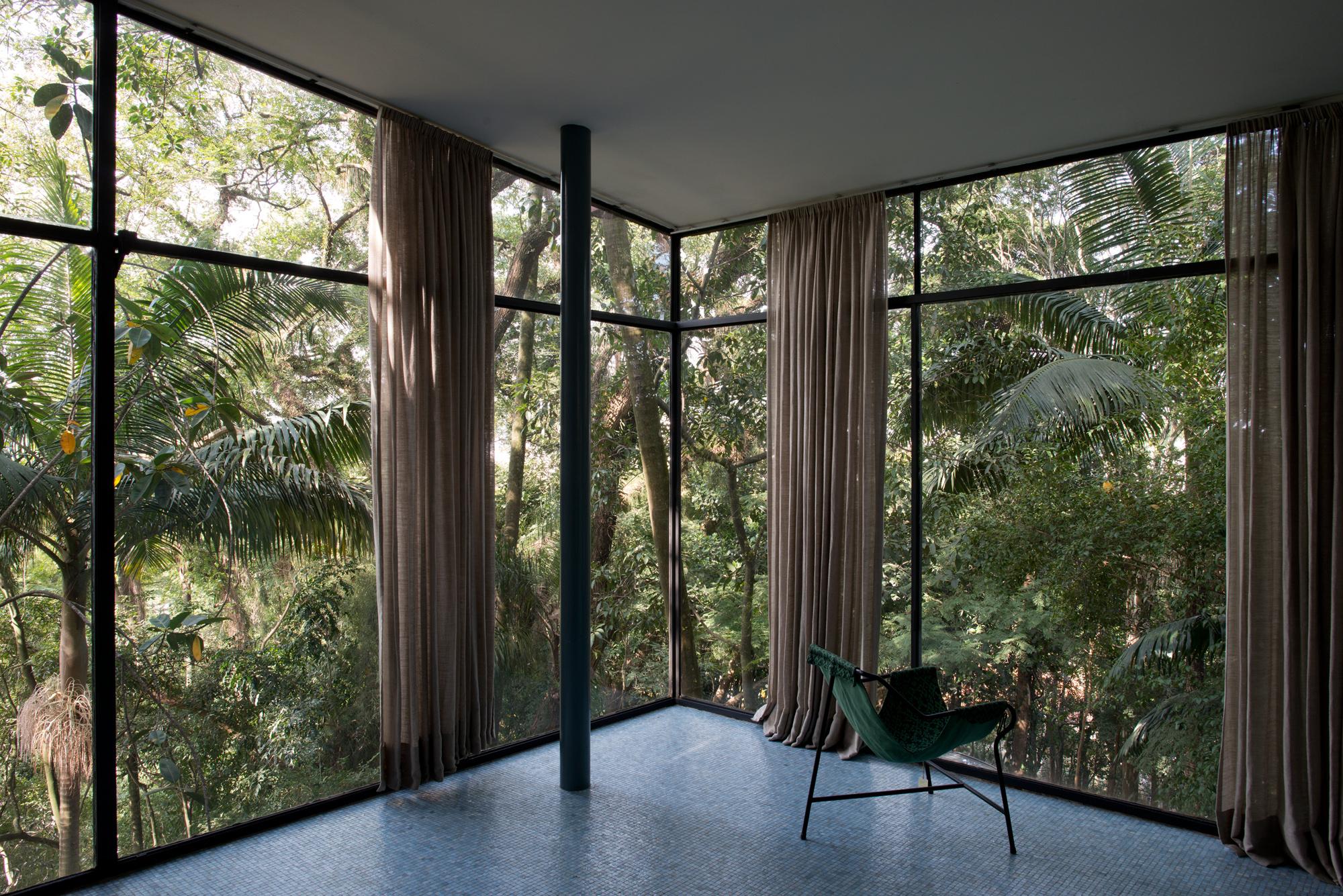 Casa de Vidro, São Paulo, 1949-1951, fot.Markus Lanz, 2014