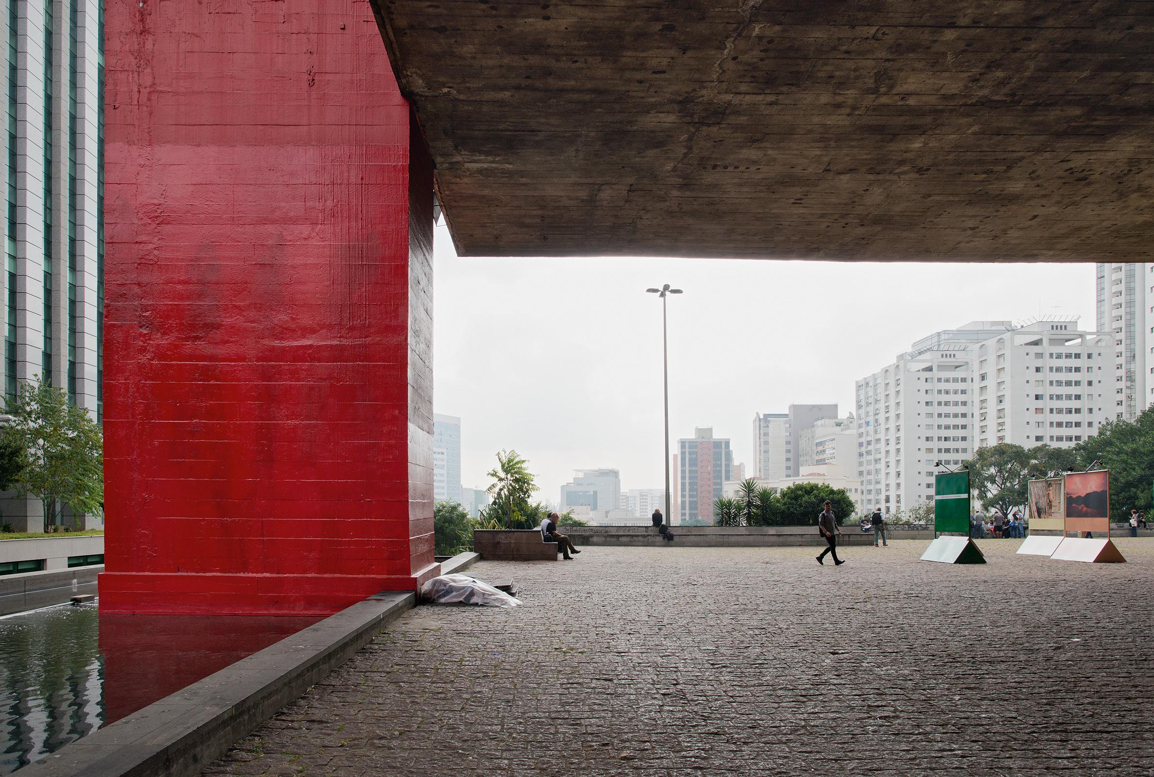 MASP – Museu de Arte de São Paulo, São Paulo, 1957-1968, fot.Markus Lanz, 2014
