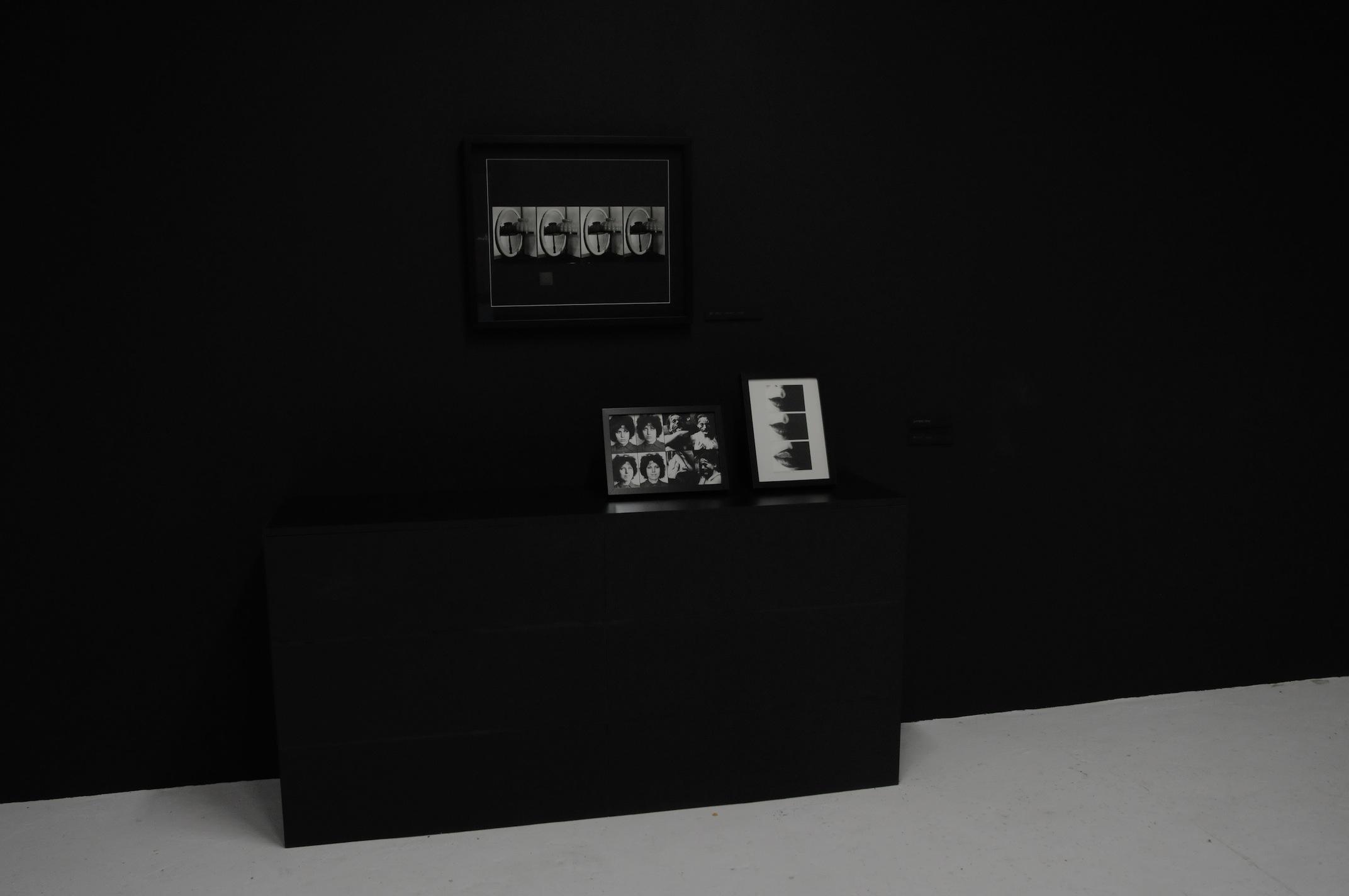 Własny pokój, widok wystawy