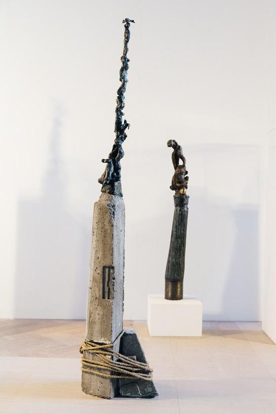 Iris Häussler, Daniel Faria Gallery, Toronto