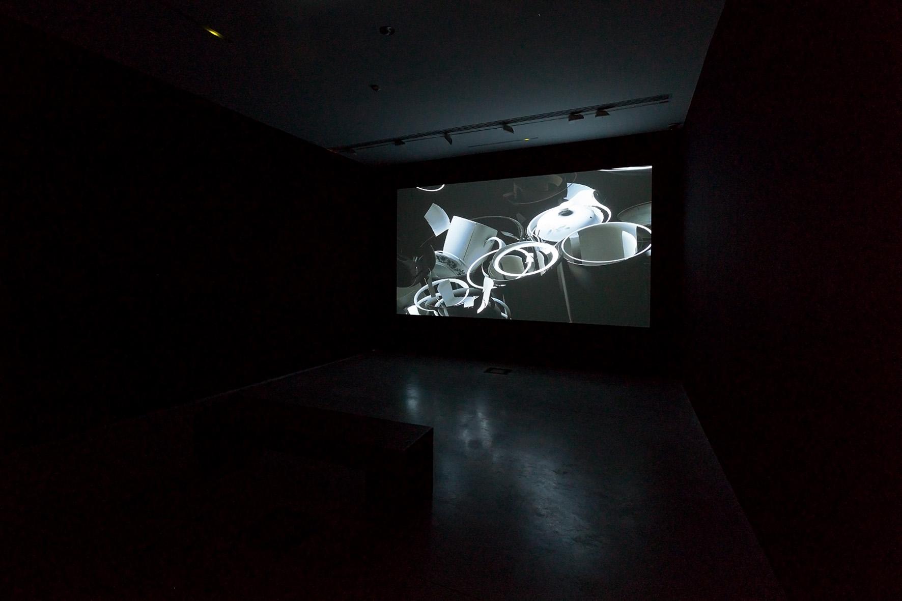 """Go Watanabe, """"jeden pejzaż"""", podróż, 2011, instalacja wideo, 21 min5 s, © Go Watanabe, dzięki uprzejmości ARATANIURANO"""