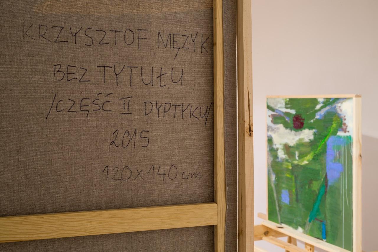 Krzysztof Mężyk, Chwile urojone, galeria F.A.I.T.