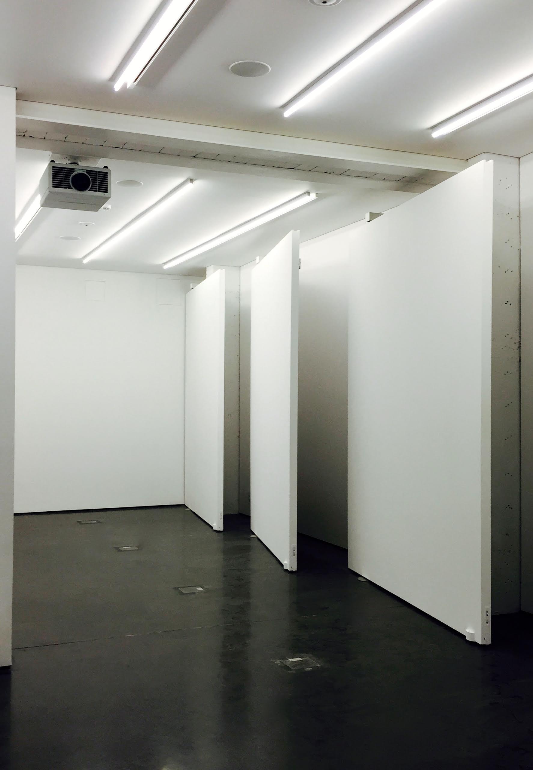 Kasia Michalski Gallery, widok wnętrza