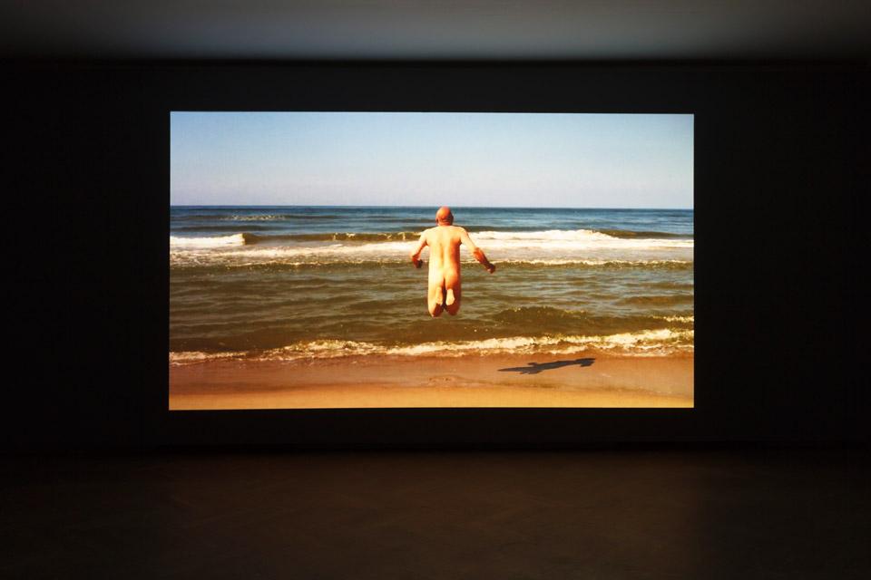 Konrad Kuzyszyn, Urywki, video, loop, 2013