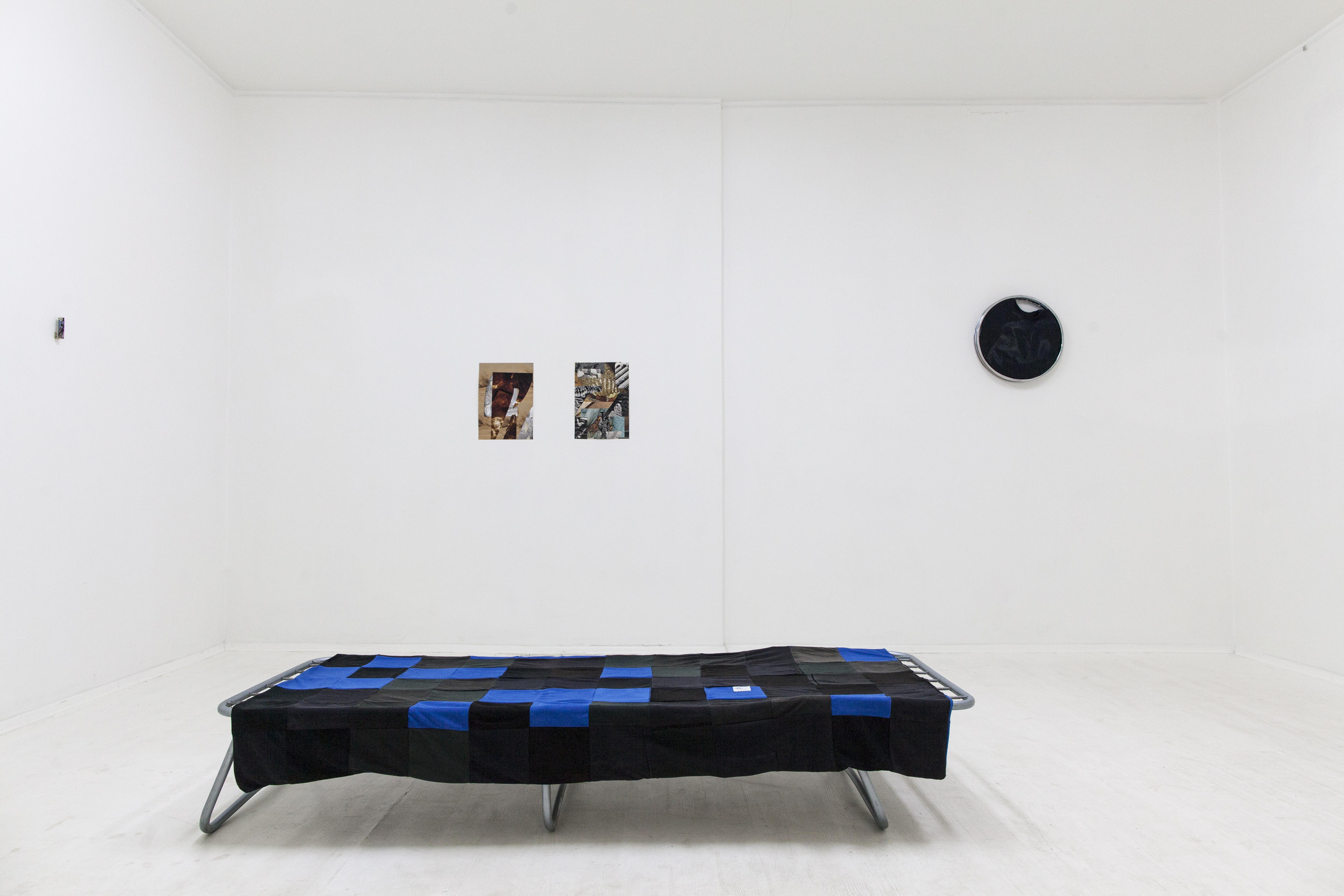 Anna Bąk, 9 minut, widok wystawy