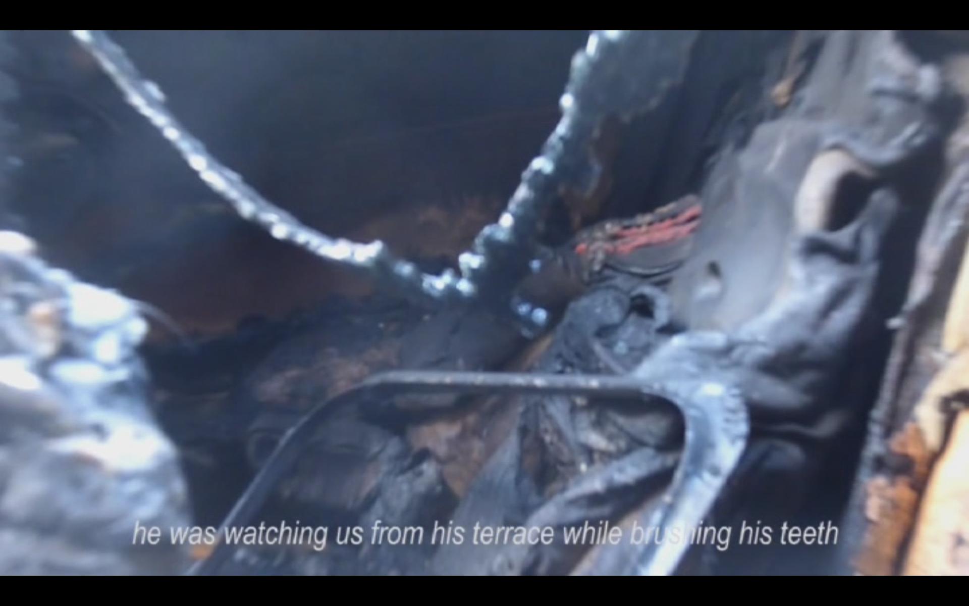 Anna Bąk, Phantom vibrations, hd video, 2014