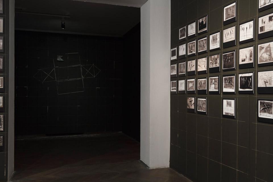 Andrzej Dworakowski, 20/20, widok wystawy