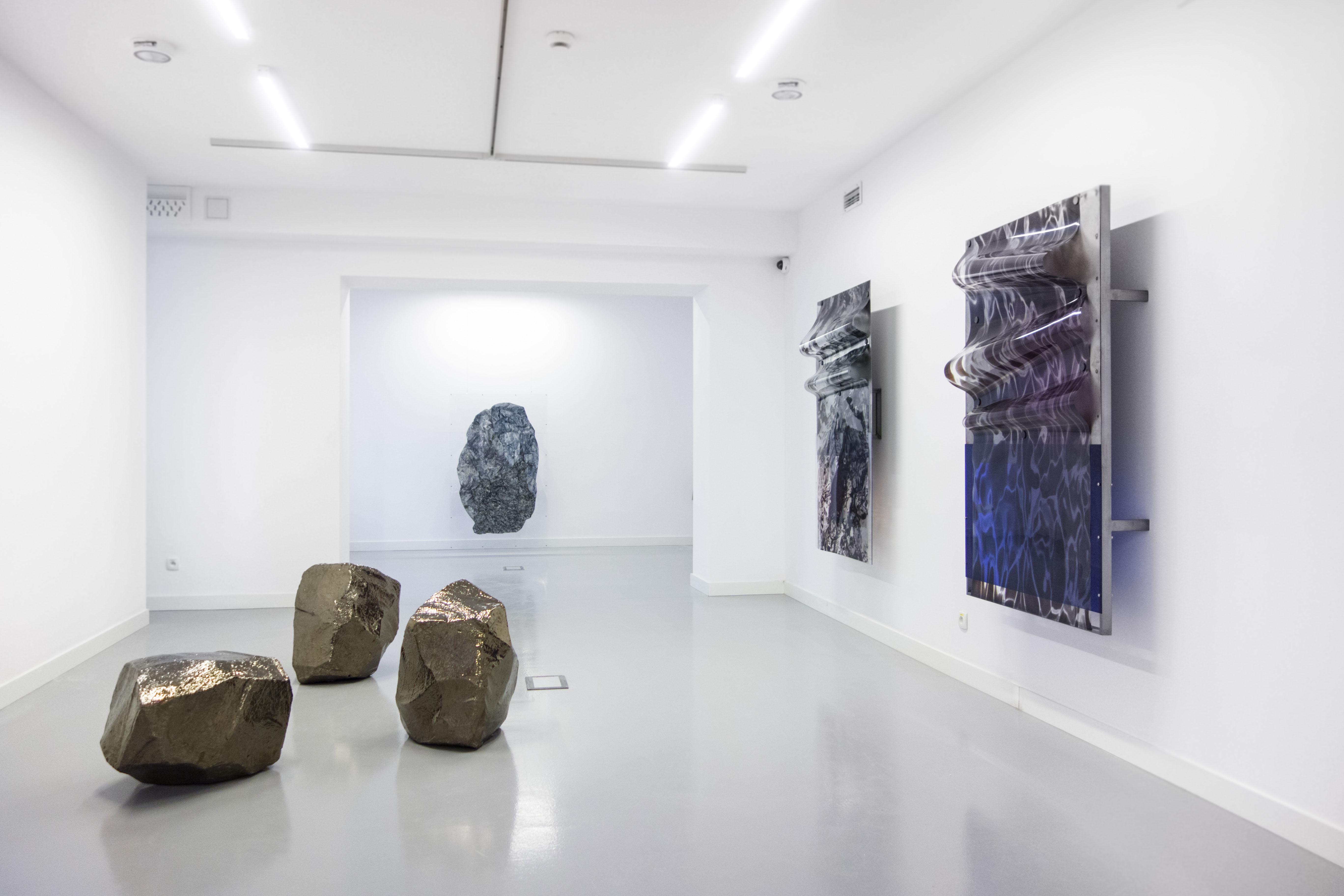 Thomas van Linge, Terra Inc., widok wystawy