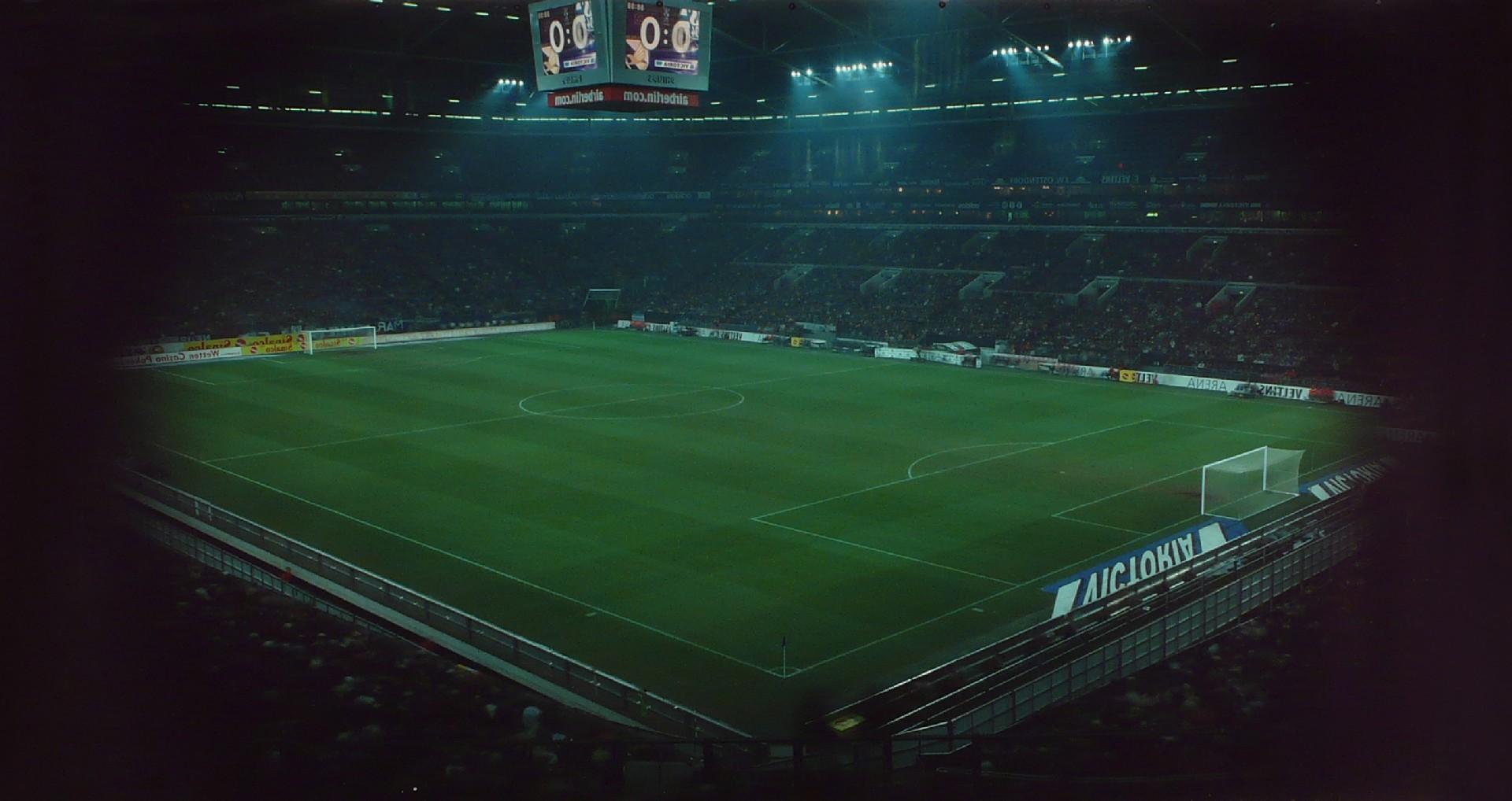 Roland Wirtz, 90 minutes: Gelsenkirchen, Veltins Arena, 2006