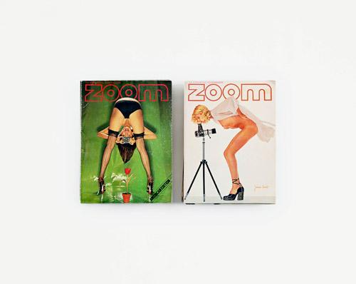 Anne Collier, Magazyn Zoom (Jerome Durot), 2008, kolorowy wydruk cyfrowy, zkolekcji Muzeum Sztuki Nowoczesnej wWarszawie