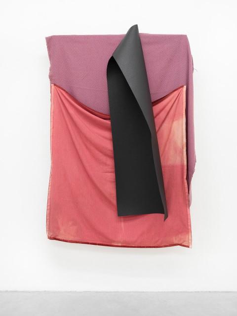 Michał Budny, After Midnight , 2015, Wood, fabric, rubber