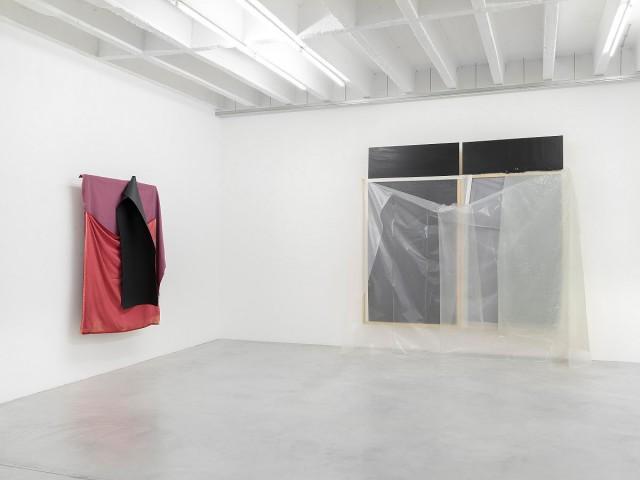 Primitive, widok wystawy