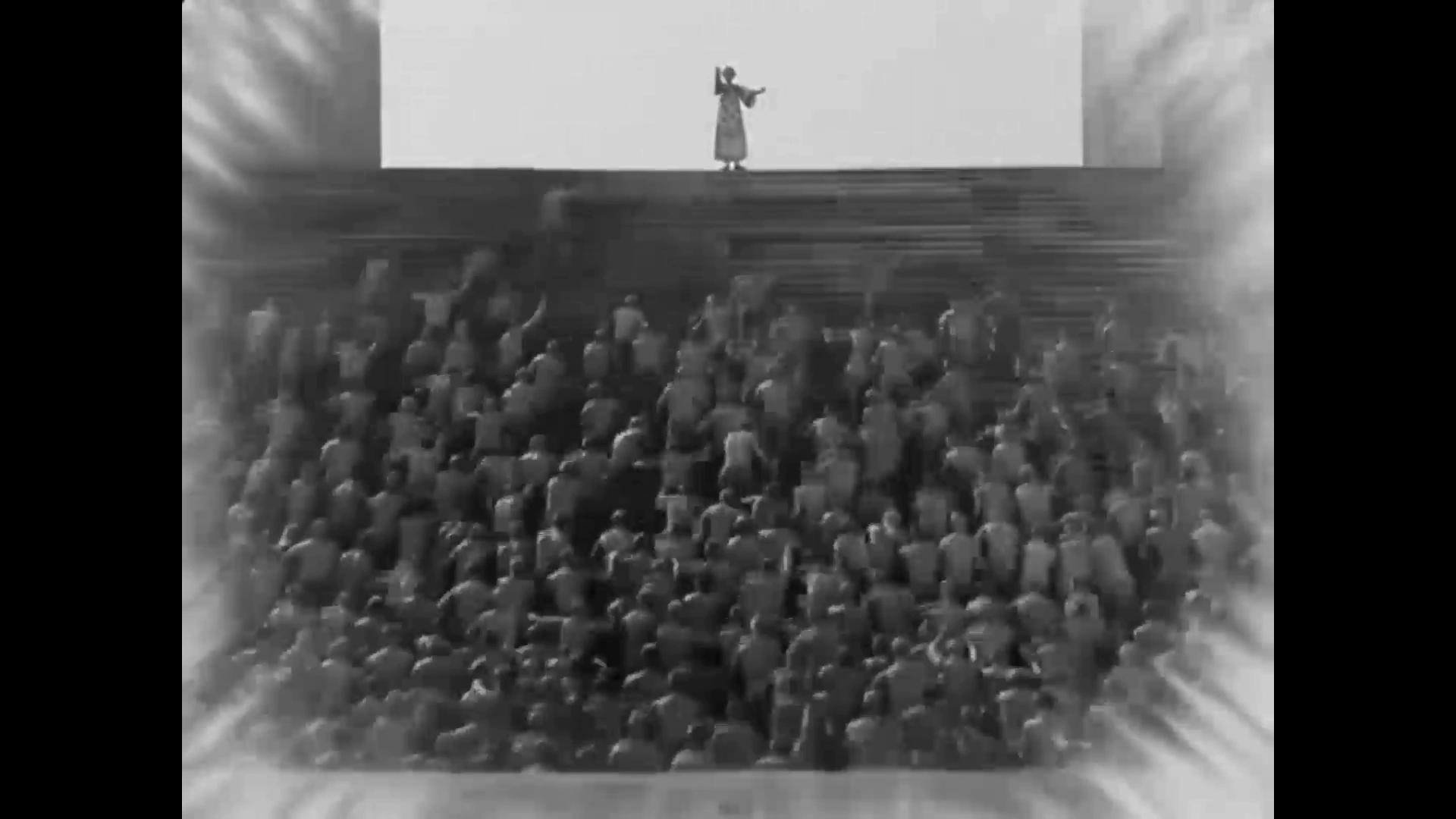 Horacy Muszyński, Chaos bygame, kadr zfilmu