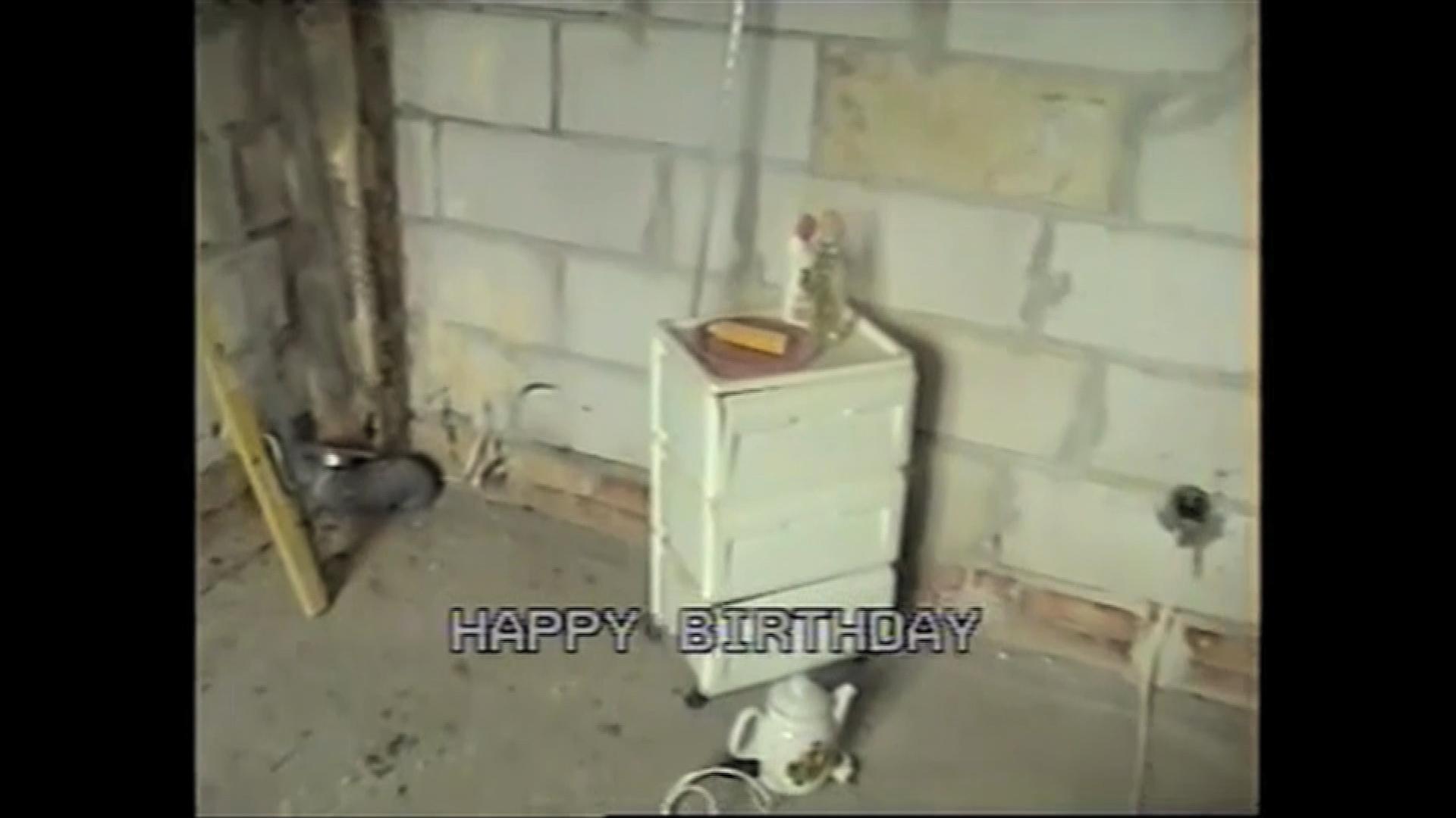 Mikołaj Tkacz, Happy Birthday, kadr zfilmu