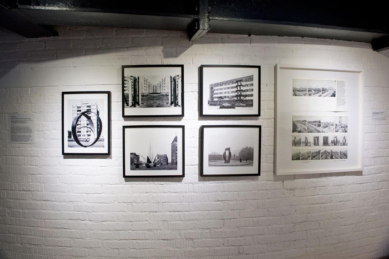 Fotografie Elżbiety Tejchman zIBiennale Form Przestrzennych, 1965 (2015)