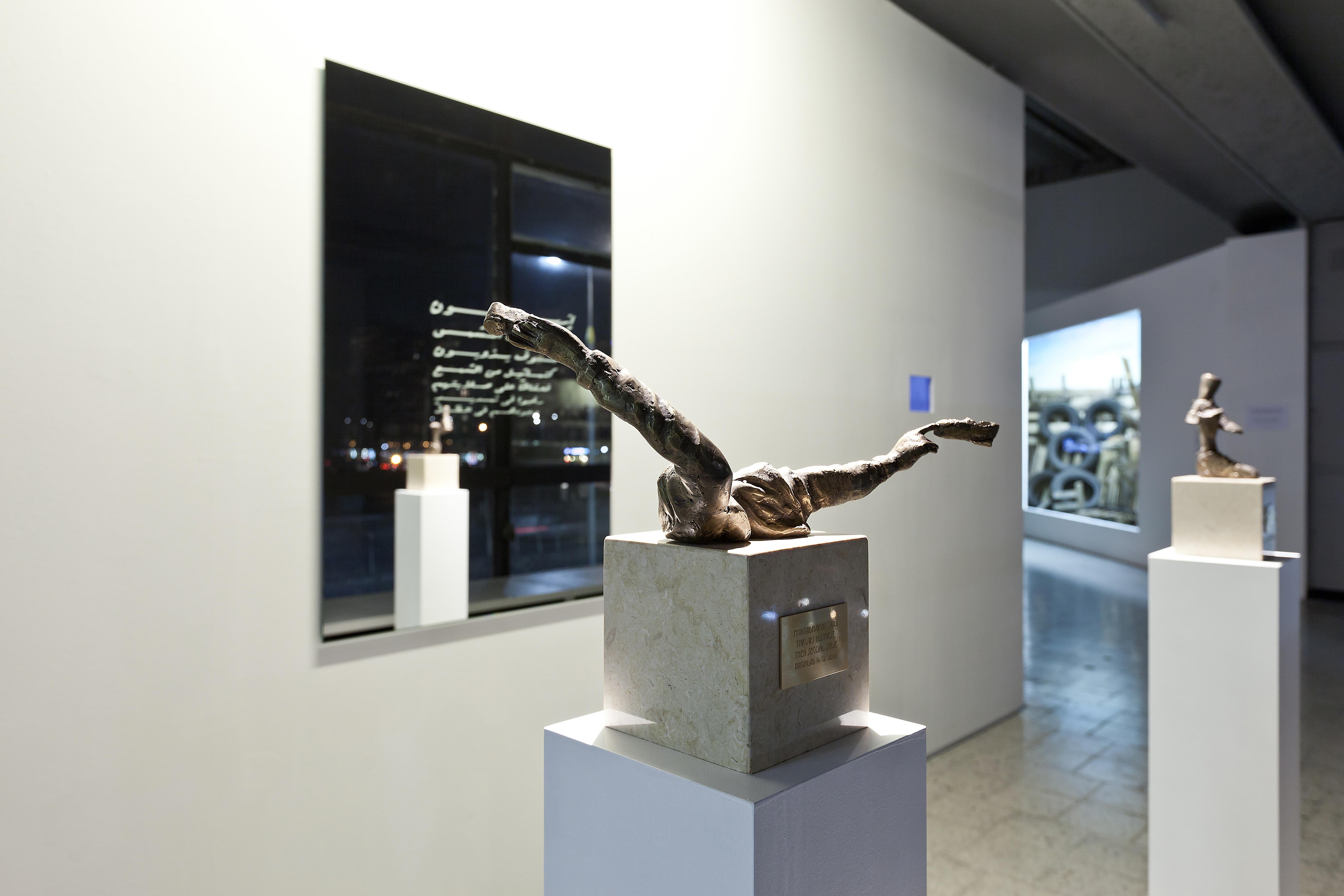 Haig Aivazian, Pożegnalne pocałunki, 2013