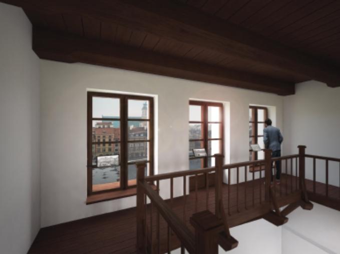 Konkurs naopracowanie koncepcji platyczno-przestrzennej sal ekspozycyjnych wystawy głównej Muzeum Warszawy