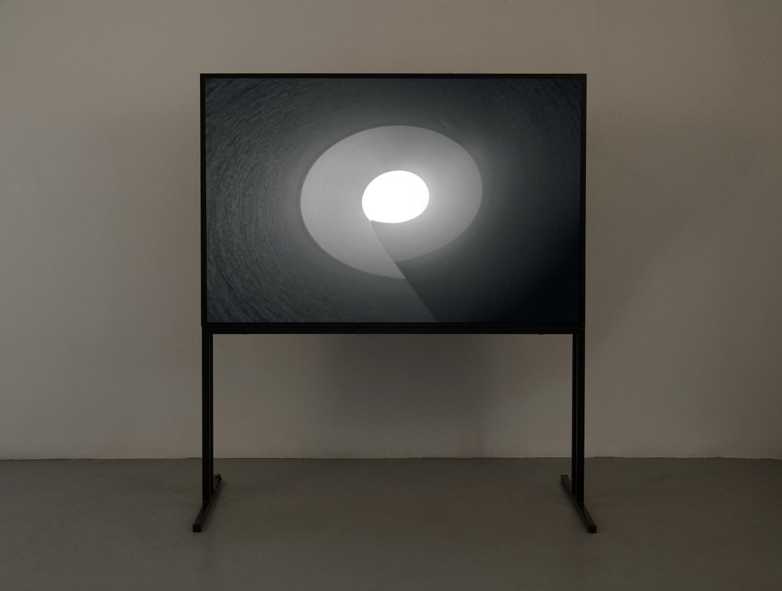 Zbigniew Rogalski, Morze, 2012, obiekt, lightbox
