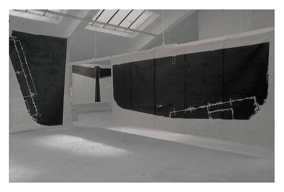 Prace Grzegorza Waliczka, Forum fur Kunst, Neuss, Niemcy 1995